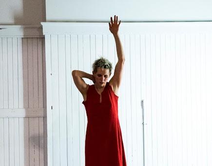 Dancing to Mary Margaret O'Hara