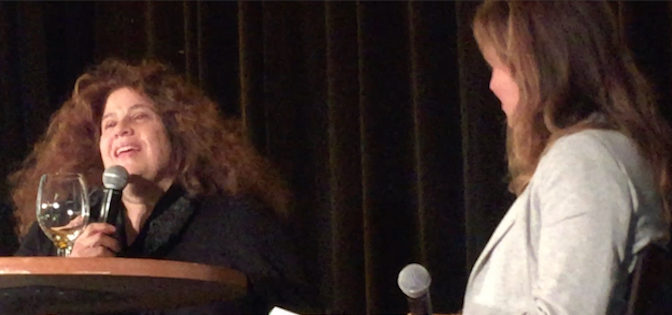 Poet Laureate of Toronto Anne Michaels Likes to Party [Article | Video]