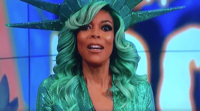 Wendy Williams' collapse on live TV was the ultimate scare for fans