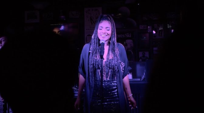 Reggae artist Naomi Cowan raises money for hurricane relief at her single release party