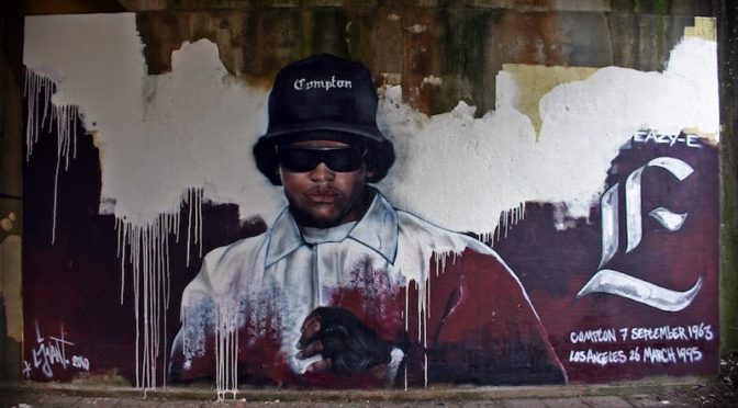 Why I didn't publish photos of Ebie in tribute to her dad, rapper Eazy-E