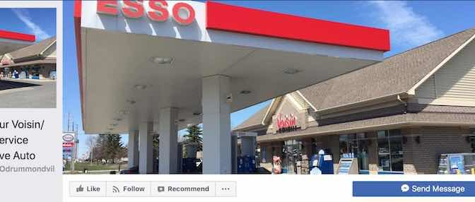 Musician may have been victim of a scam at Quebec gas station
