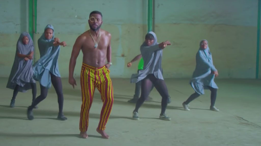 Falz The Bahd Guy's version of 'This is America'