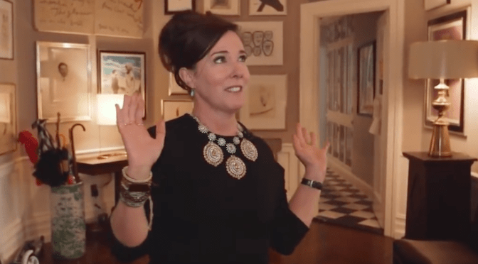 The colourful whimsy of Frances Valentine will always be Kate Spade