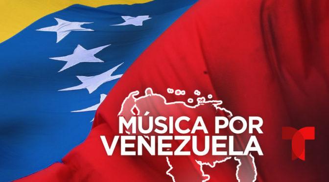 Live Aid benefit concert for Venezuela to avert humanitarian crisis